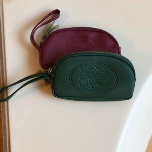 Lacoste purse